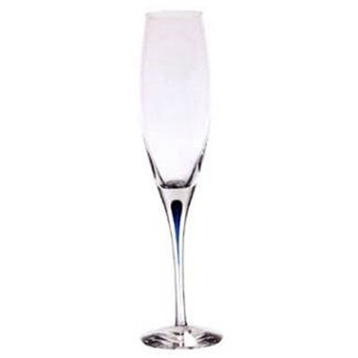 Intermezzo Blue 3 oz. Flute Glass