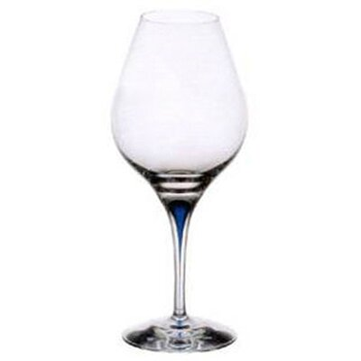 Orrefors Intermezzo Blue 20 oz. Aroma Glass (Set of 2)