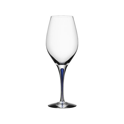 Orrefors Intermezzo Wine Glass