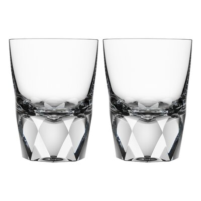 Orrefors Carat Glass (Set of 2)