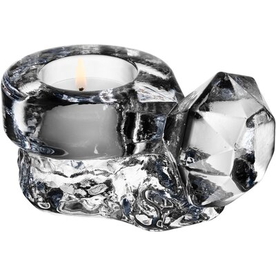 Kosta Boda Make Up Glass Votive