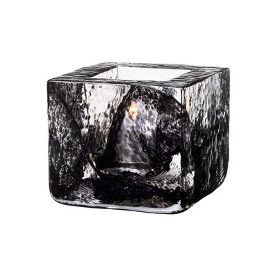 Kosta Boda Brick Glass Votive