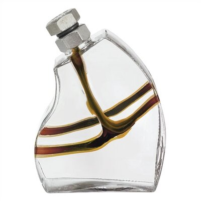 Kosta Boda Macho Medium Decanter