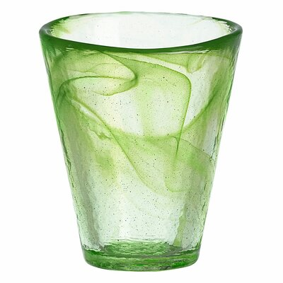 Kosta Boda Mine Lime Tumbler Glass