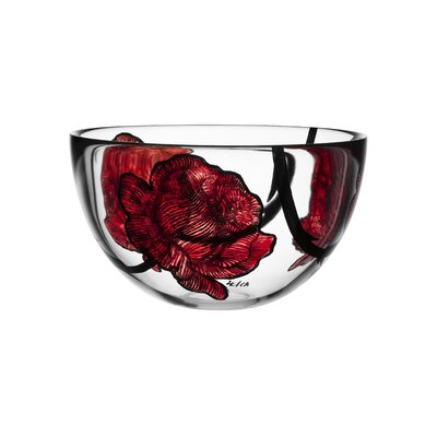 Kosta Boda Tattoo Large Bowl
