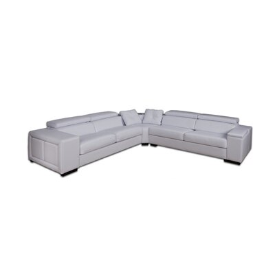 Eurosace Luxury Cali Sectional Deluxe Version