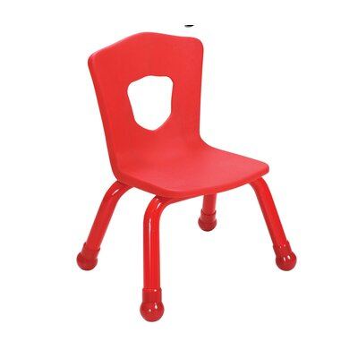 "Brite Kids 9.5"" Plastic Classroom Stacking Chair (4 Pack)"