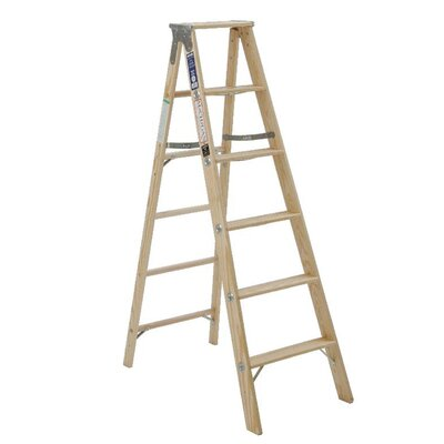 Michigan Ladder Stocky Stepladder