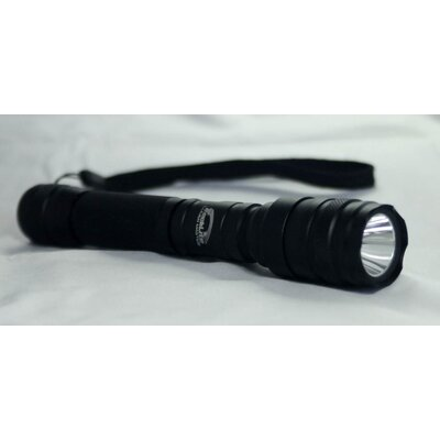 Aluminum Led Tactical Flashlight
