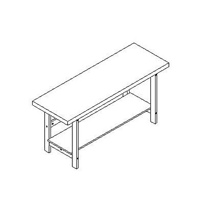 Shain Maple Workbench