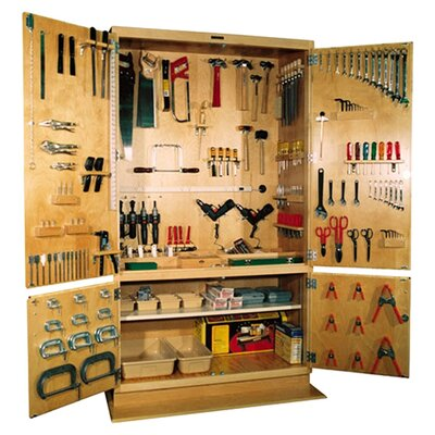 Shain All Purpose Tool Storage Cabinet