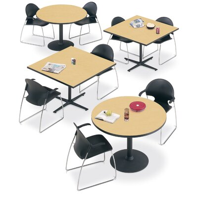 "ABCO 72"" Presentation Top Conference Table with Designer Base"