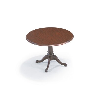 "ABCO 42"" Diameter Round Top Traditional Table"