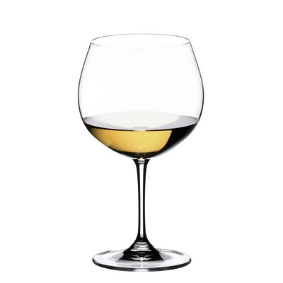 Riedel Vinum Oaked Chardonnay White Wine Glass (Set of 2)