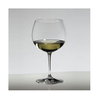 Riedel Vinum Montrachet Chardonnay White Wine Glass (Set of 2)