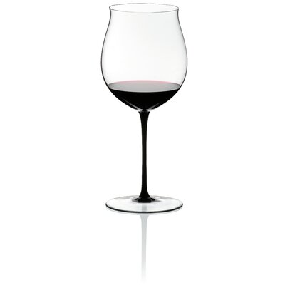 Riedel Black Tie Burgundy Grande Cru Glass (Set of 4)