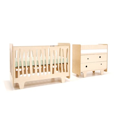 Numi Numi Design Funky Forest Crib
