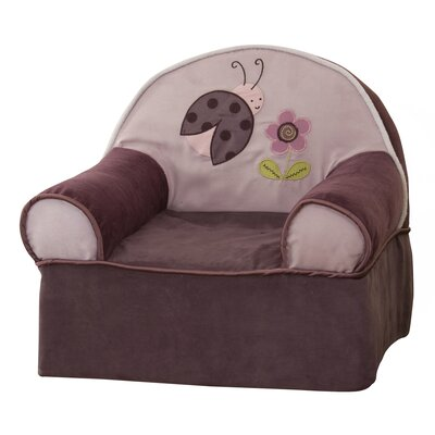 Lambs & Ivy Luv Bugs Chair Kid's Recliner