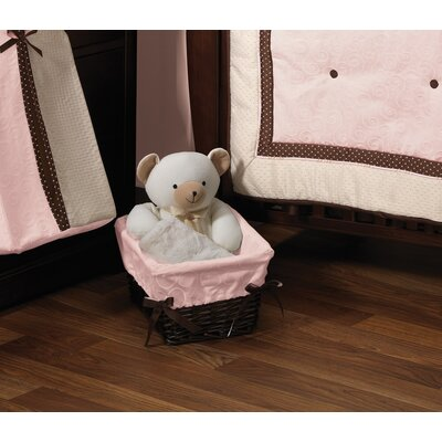 Lambs & Ivy Madison Avenue Baby Basket Liner