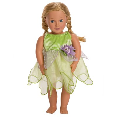 Tinkerbelle Doll Dress