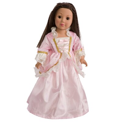 Parisian Princess Doll Dress