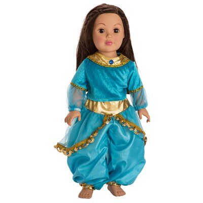 Arabian Princess Doll Dress