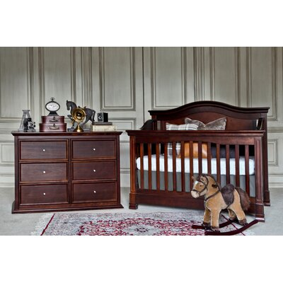 Million Dollar Baby Classic Louis Convertible Crib Set
