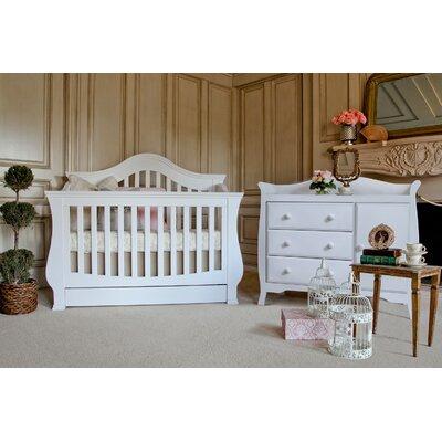 Million Dollar Baby Classic Ashbury Convertible Crib Set