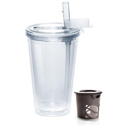 AdNArt Ice Tea Insulated Tumbler