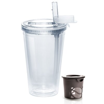 AdNArt Ice Tea Tumbler