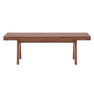 EQ3 Medan Wood Bedroom Bench