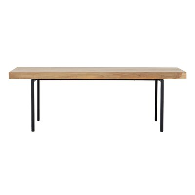EQ3 Reclaimed Teak Coffee Table