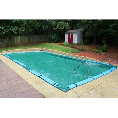 King Cover Heavy Duty Rectangle Winter Pool Cover