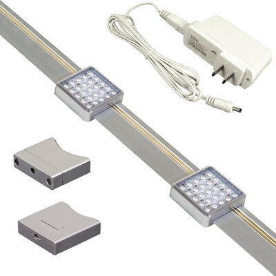 Jesco Lighting Orionis LED Track Light Kit
