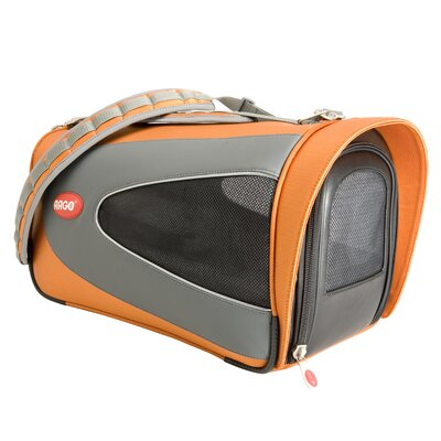 Teafco Argo Petascope Pet Carrier in Orange