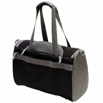 Teafco Argo Pet Avion Medium Airline Approved Carrier in Black