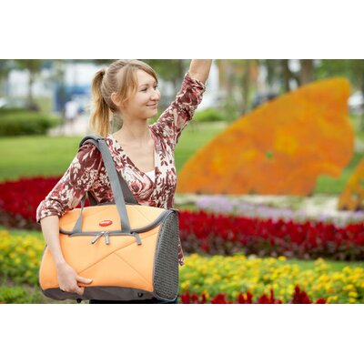 Teafco Argo Pet Avion Medium Airline Approved Carrier in Tango Orange