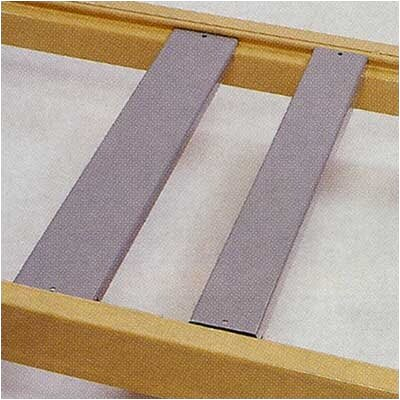 "Penco General Duty Cross Bars, 16 Ga. - For 1-5/8"" Step Beams"