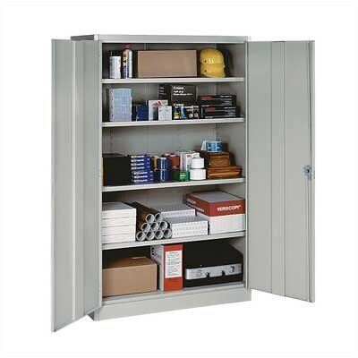 "Penco E-Z Bilt Storage - Cabinets with ""L"" Handle"