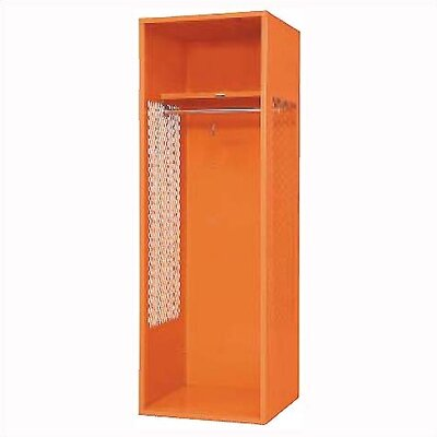 Penco KD Stadium Locker w/ Shell & Shelf