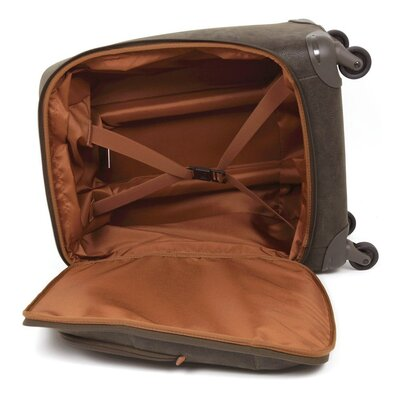 "Bric's 21"" Spinner Carry-On Suitcase"