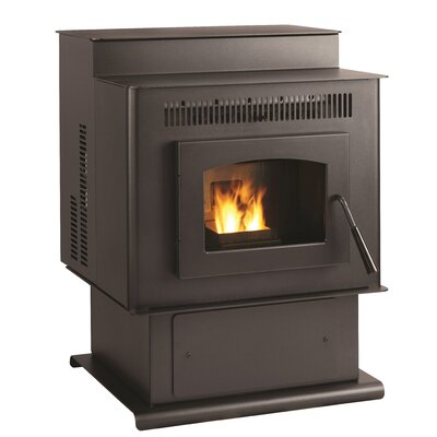 PelPro 2,000 Square Foot Multi-Fuel Pellet Stove