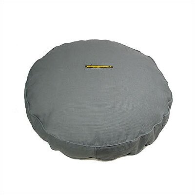 George SF Corduroy and Sherpa Round Dog Pillow