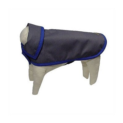 George SF Rainproof Cordura Dog Jacket in Graphite