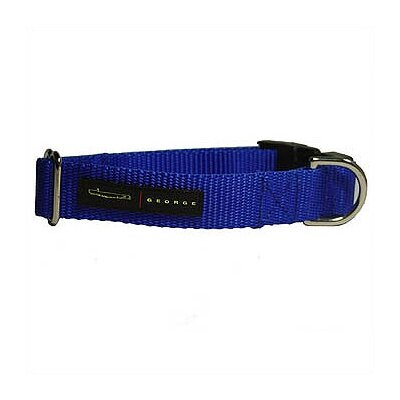 George SF Nylon Dog Collar