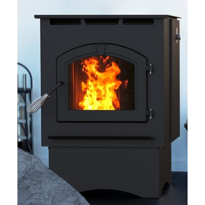 1750 Square Foot Pellet Burning Stove