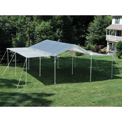 ShelterLogic Canopy Extension Kit