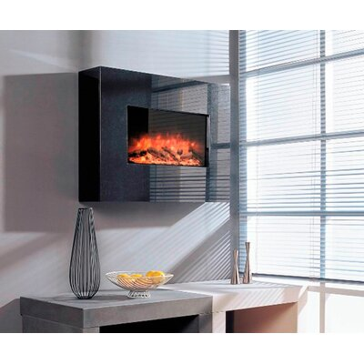Dynasty Wall Mount Electric Fireplace