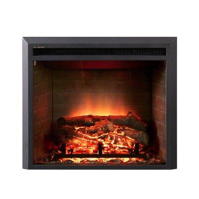Dynasty Led Electric Fireplace Insert Allmodern