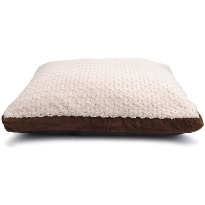 Brinkmann Pet Gusseted Faux Fur Dog Pillow